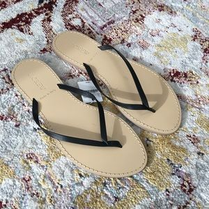 NWT Jcrew Capri sandals size 8